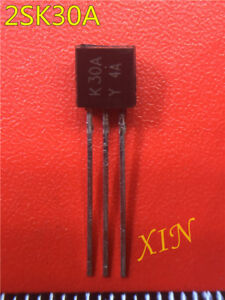 10Piece-New-2SK30A-K30A-MOS-field-effect-transistor-TO92