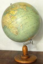 Ancien globe GIRARD BARRERE  à restaurer  32 cm de diamètre