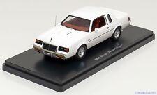 1:43 Ertl/Auto World Buick RegalT-Type 1986 white