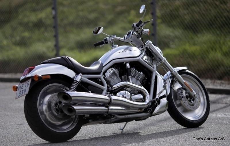 Harley-Davidson, VRSCA V-Rod, ccm 1130