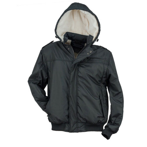 WIN-427 Arbeitsjacke Winterjacke Jacke Herren gefüttert Schutzjacke