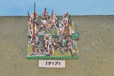 16 Guerrieri Scheletro Warhammer Sigmar {16} (19171)-mostra Il Titolo Originale