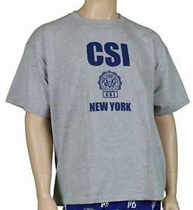 CSI-New-York-Crime-Scene-Tee-Investigation-T-Shirt-Gray