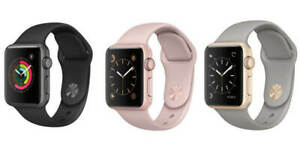 Apple Watch 42mm Series 2 Aluminum GPS with Sport Band MNPJ2LL/A