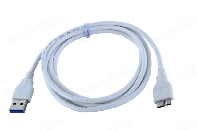 USB 3.0 Charging Data Cable for Samsung Galaxy S5 SM-G900H SM-G900V