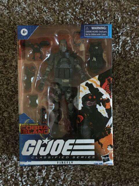 G.I. Joe Classified Series Special Missions Cobra Island Firefly