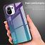 miniatura 6 - COVER per Xiaomi Mi 11 Lite CUSTODIA ORIGINALE Gradient Glass + VETRO TEMPERATO