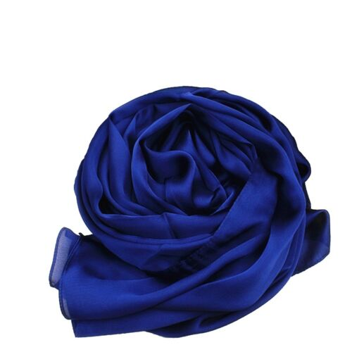 Exquisite Soft and Silky Large 100/% SILK SATIN Shawl Scarf Wrap Throw