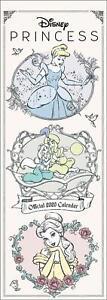 Disney-Princess-2020-Official-Slim-Wall-Calendar
