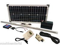 Sunshine Solar 24w Hen House / Chicken Coop 12v Led Lighting Kit