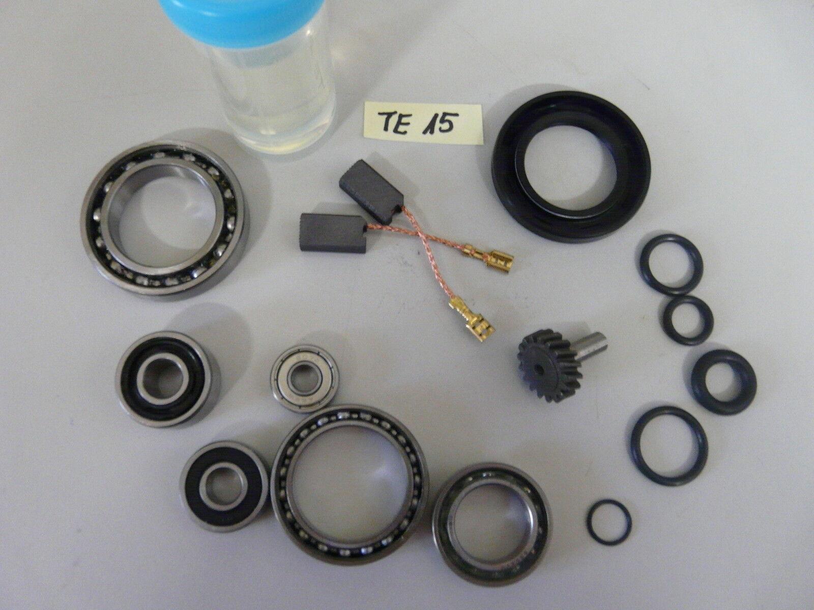 Hilti TE 15, Reparatursatz mit Zahnrad , Verschleissteilesatz, Wartungset