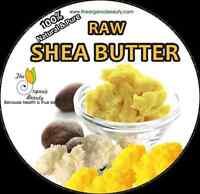 16 Oz Organic Natural Unrefined White Raw Shea Butter Grade A - Ghana African