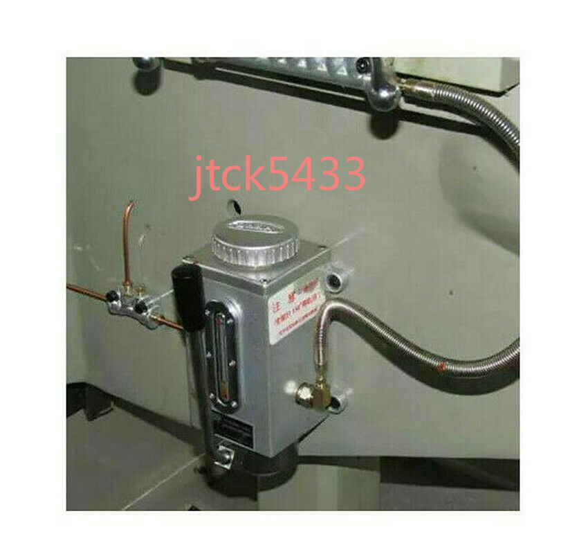 1Set Milling Machine Oil Pump  Accessories Lubricating Oil Pipe Φ4mm*L600mm