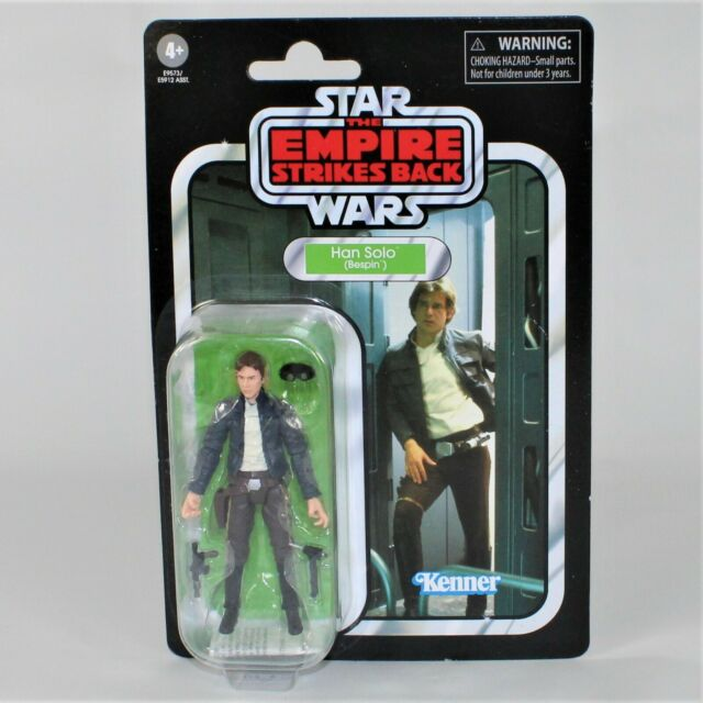 Star Wars: The Empire Strikes Back Action Figure, Han Solo (Bespin)