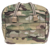 Tac Shield Compact Molle Gear Pouch Multicam Usa Made