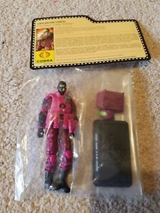 G.i.joe Exclusive Convention 2013: S.a.w.   Viper - Mitrailleur Cobra