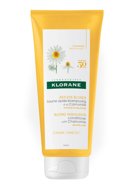 Klorane Conditioner With Chamomile Brightening and Detangling 200ml