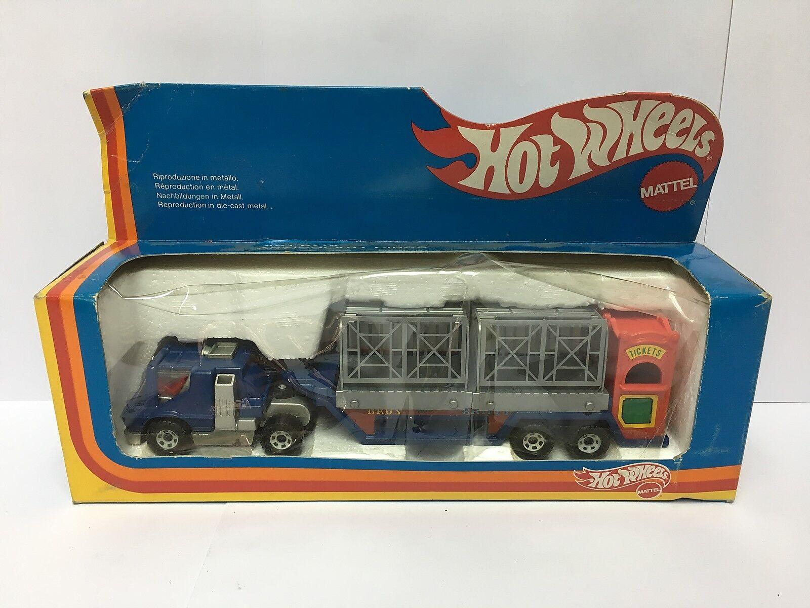 79383 Hot Wheels Mattel 1/43 1/43 1/43 - art. 6774 Articolato Circo ad5f75