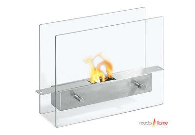 Moda Flame Ibiza Table Top Ventless Bio Ethanol Fireplace