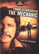 The Mechanic (DVD, 2002) Charles Bronson, Jan Michael Vincent  ***Brand NEW!!***