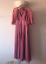 Massimo-Dutti-Woman-Rose-Pink-Pleated-Dress-Size-XS thumbnail 1
