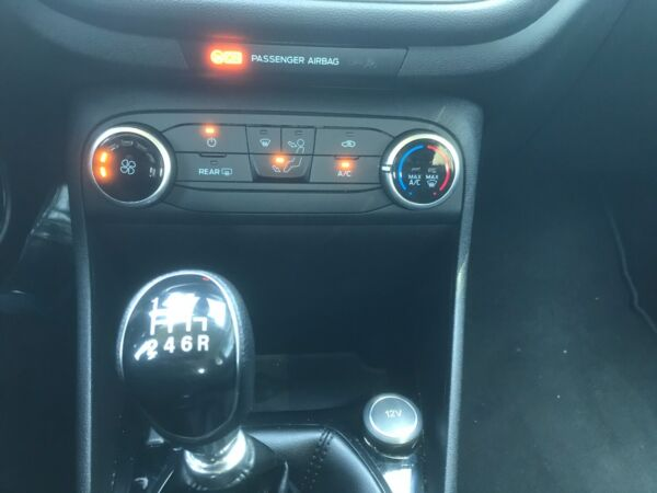 Ford Fiesta 1,5 TDCi 85 Trend billede 8