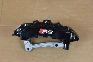 Audi RS3 8V Bremssattel Sattel Bremsbelag schwarz 8V0615105AB links vo neuwertig