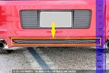 GTG 2013 2014 Ford Mustang GT 1PC Polished Rear Bumper Billet Grille Grill