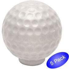*5 Pack* Cosmas Athleticz Series 67125 Golf Ball Round Cabinet Hardware Knob