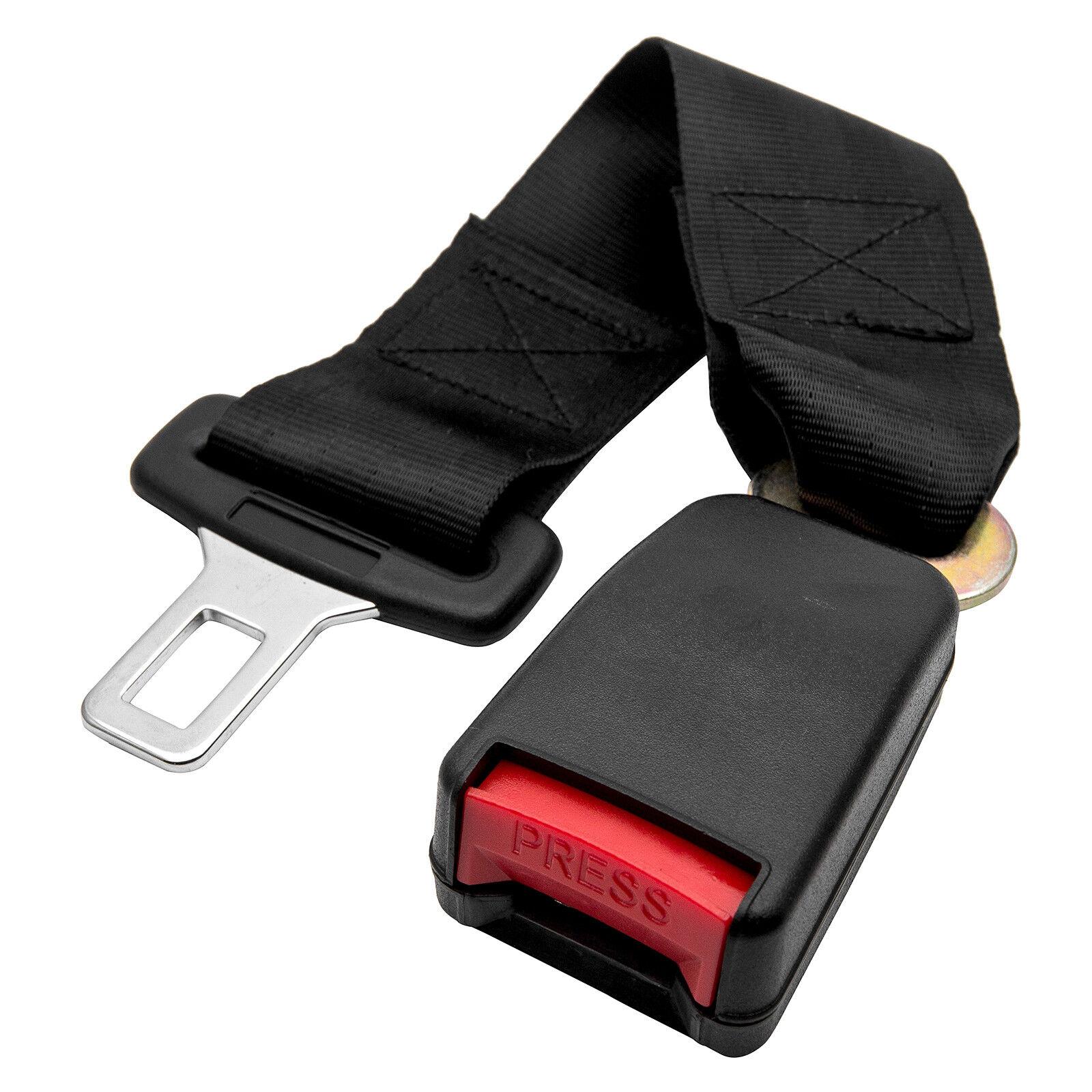 36cm neuf universel voiture auto ceinture de s curit extension extender support ebay. Black Bedroom Furniture Sets. Home Design Ideas