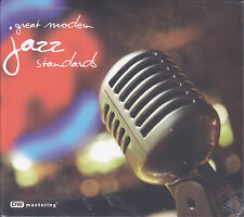 """Great Modern Jazz Standards"" DW Mastering Audiophile 2-CD Digipak New Sealed"