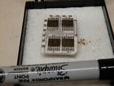 Vintage Custom Ic Board Hand Made 7201 12439 Surface Mount Chips 4