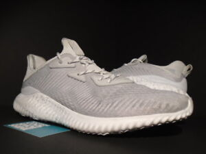huge selection of 876de 6ede5 Details about ADIDAS ALPHABOUNCE REIGNING CHAMP RC CLEAR GREY WHITE ICE  ULTRA BOOST CG4301 13