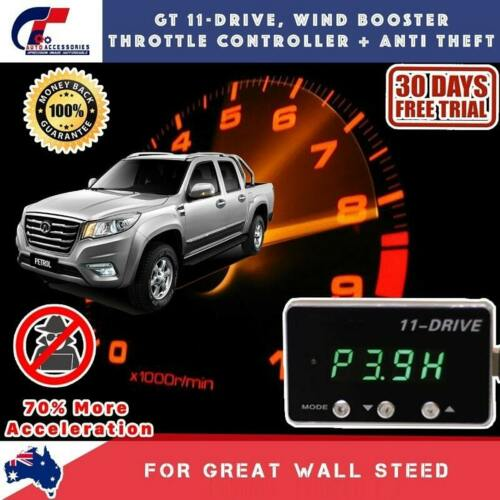 11 Drive Throttle Controller For Great Wall Steed 2018-2020