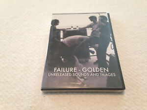 Failure-Golden-Unreleased-Sounds-amp-Images-DVD-amp-CD-COMBO-NEW-amp-SEALED