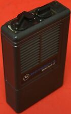 Motorola Minitor II 2 Channel Lowband VHF Emergency Personel Pager