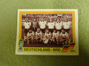 FOOTBALL-VOETBAL-PANINI-STICKER-EURO-88-N-16