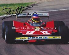 JACQUES VILLENEUVE SIGNED AUTOGRAPHED AUTO RACING 8X10 PHOTO #1 RP