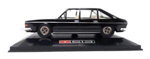 Kunststoff-Modellauto-Tatra-613-schwarz-Tschechischer-Pkw-1-43-Auflage-500-Kaden