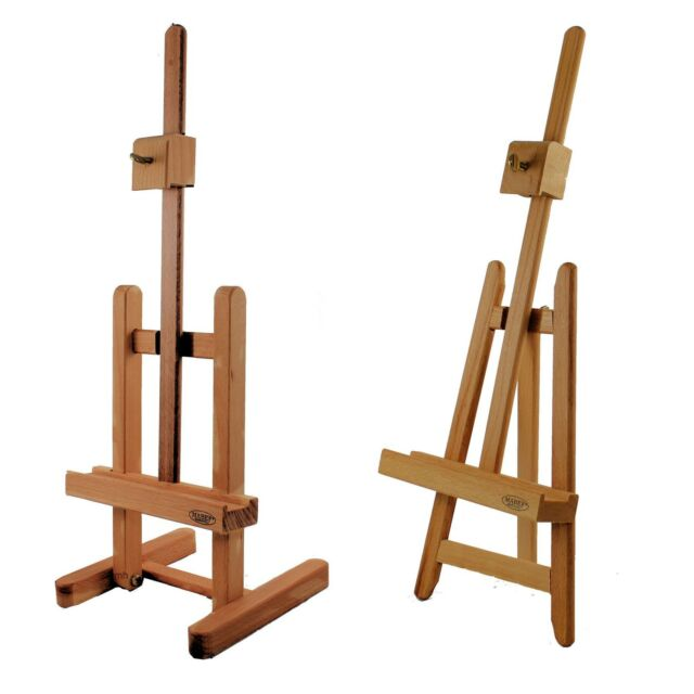 MABEF Wooden Table Easel M/16 H Frame Studio Miniature Artists ...