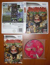 Rampage Total Destruction (Rampage Arcade & World Tour),  Wii / WiiU, Pal-España