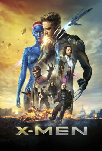 X Men Days of Future Past Giant Poster A0 A1 A2 A3 A4 Sizes Available