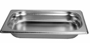 2er Set Gn 1/4 Récipient En Acier Inoxydable 40 Mm Profondément Gastronormbehälter Gastlando-lter Gastlando Fr-fr Afficher Le Titre D'origine