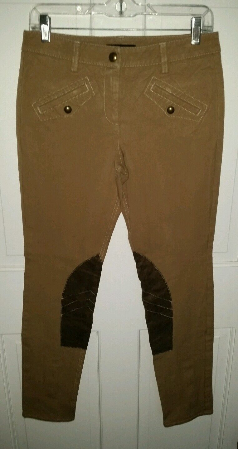 Cambio camel tan equestrian  riding breeches pants. 36 NWT  up to 70% off