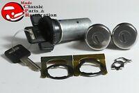 83-84 Camaro Ignition Door Locks Later Style Keys