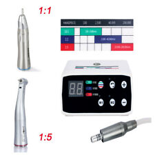 Dental Brushless Micro Motor Internal Water Contra Angle Handpiece 1115