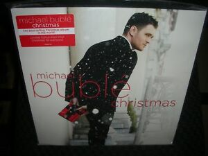 image is loading michael buble christmas brand new sealed red colored