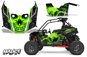 Details about UTV Graphics Kit Side X Side Decal Sticker Wrap For Polaris  RZR RS1 2018+ MAL G