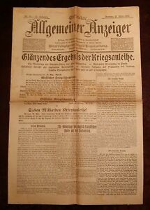 Erfurt-General-Display-21-March-1915-Historical-Newspaper-1-World-War