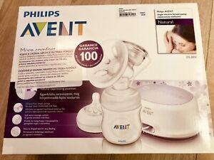 Philips Avent Comfort Single Electric Breast Pump BPA-Free SCF332//01